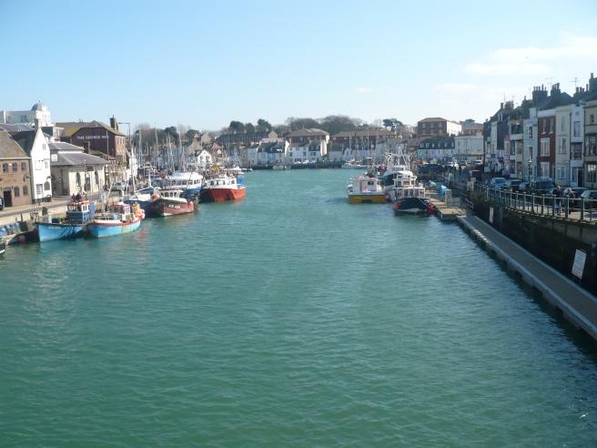 9. Weymouth...