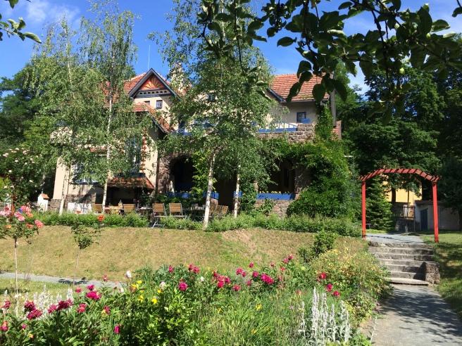 Vila Dušana Jurkoviče Brno